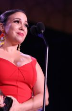 Gloria Calderon Kellett At 33rd Annual Imagen Awards, Los Angeles