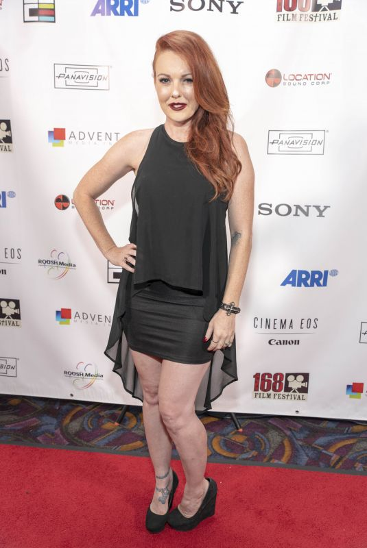 Jenae Noonan At 16th Annual 168 Film Festival held at Regal Cinemas L.A. LIVE 14 in Los Angeles