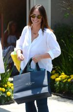 Jennifer Love Hewitt Attending the Instyle Day of Indulgence Party in Los Angeles