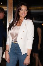 Jessica Wright At KISS Nails and Lashes x Billie Faiers Launch Party The Marylebone Hotel, London
