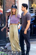 Juno Temple Out in New York City