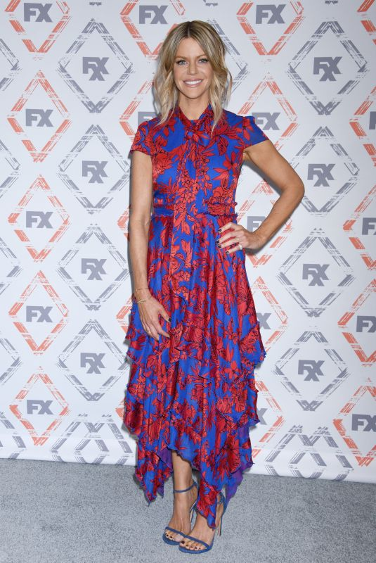 Kaitlin Olson At FX Networks Starwalk, TCA Summer Press Tour, Los Angeles