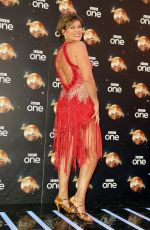 Kate Silverton At Strictly Come Dancing Launch in London