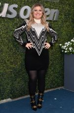 Kelly Clarkson At USTA Foundation Opening Night Gala at the USTA Billie Jean King National Tennis Centre in New York