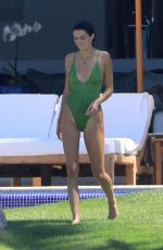 Kendall Jenner and Khloe Kardashian On the beach in Mexico