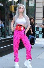 Kim Petras At AOL Build Speaker Series, New York