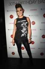 Kym Marsh At The Thomas Twins 30th Birthday Party At Impossible in Manchester