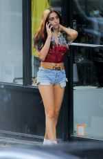Lourdes Leon Out and about in New York City