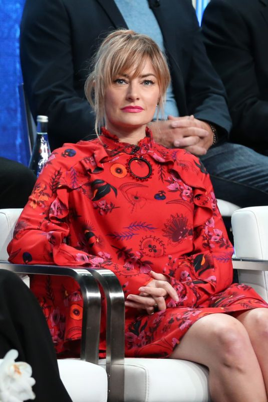 Madchen Amick At Summer 2018 TCA Press Tour - Day 13 in Beverly Hills