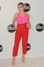 Meg Donnelly At Disney ABC Television TCA Summer Press Tour in Beverly Hills