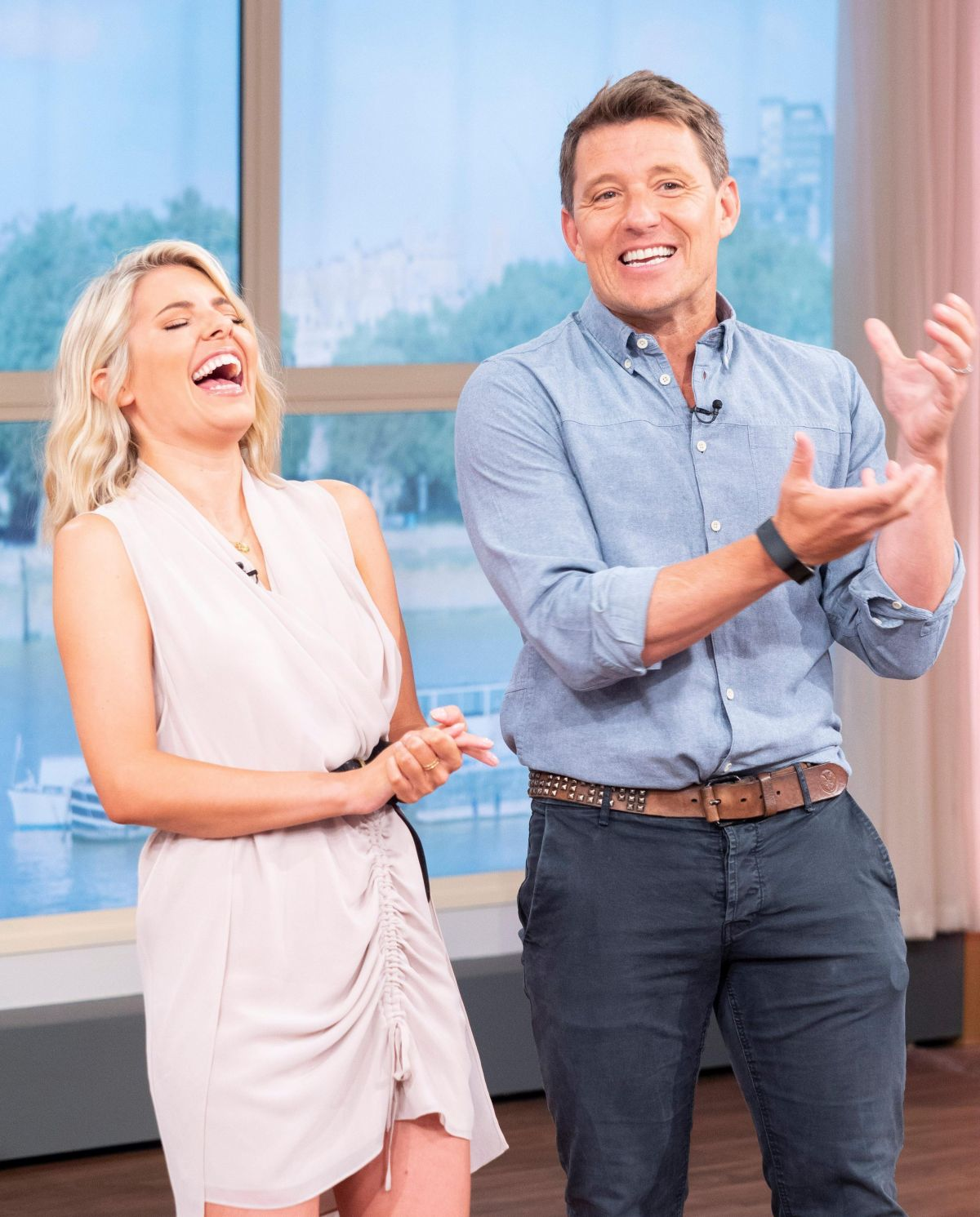 Mollie king this morning tv show in london nudes (22 pics)