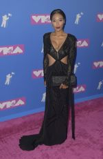 Moniece Slaughter At MTV Video Music Awards, New York