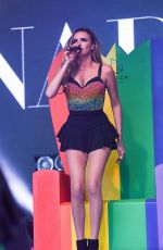 Nadine Coyle Performs at Manchester Pride