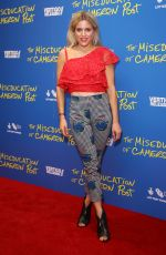 Olivia Cox At The Miseducation of Cameron Post gala film screening held at The Picturehouse Central, London