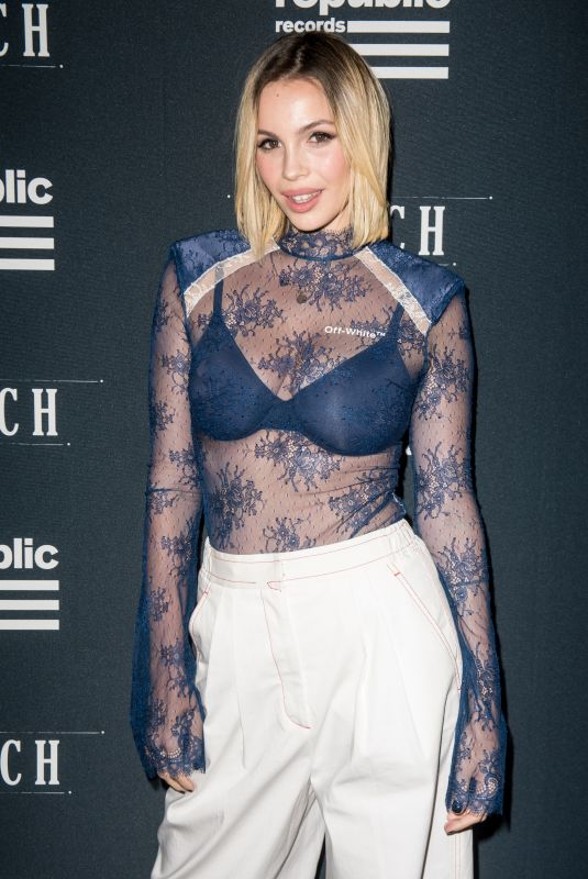 Rose At MTV Video Music Awards, Republic Records afterparty, New York