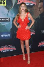 Ryan Newman At Premiere of