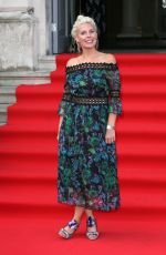 Sara Pascoe At The Wife Film4 Summer Screen Film Premiere At Somerset House London