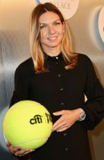 Simona Halep At Citi Taste Of Tennis Gala in New York