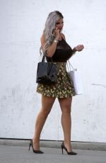 Sophia Vegas Enjoys her afternoon out shopping in Beverly Hills