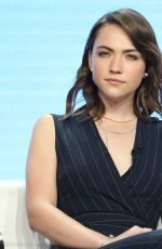 Violett Beane At Summer 2018 TCA Press Tour - Day 12 in Beverly Hills