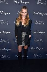 Abbey Lee Attends the Dom Perignon & Lenny Kravitz:
