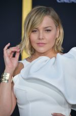 """Abbie Cornish At """"A Star Is Born"""" premiere in Los Angeles"""