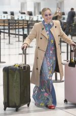 Abbie Cornish Flys out of Toronto after premiring her new film Where Hands Touch