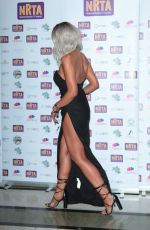Abbie Holborn At 8th National Reality TV Awards, London, UK