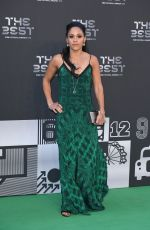 Alex Scott At The Best FIFA Football Awards held at the Royal Festival Hall, Southbank Centre, London