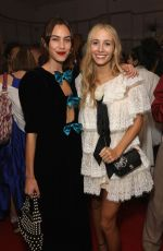 Alexa Chung Attends the AnOther Magazine x Prada private screening and party for Luca Guadagnino