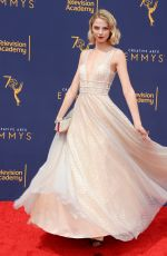 Allie Marie Evans At 2018 Creative Arts Emmy Awards in Los Angeles