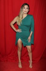 Ally Brooke At PrettyLittleThing Ashley Graham event, Los Angeles