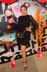 Amber Le Bon At Very.co.uk collection launch party, Heron Tower, London, UK