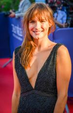 Ana Girardot At Opening Ceremony of the 44th Deauville American Film Festival