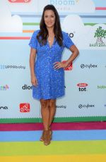 Angelique Cabral At 7th Annual Celebrity Baby2Baby Benefit, Los Angeles