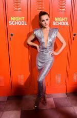 Anne Winters Arrives for the premiere of