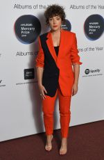 Annie Mac At Mercury Prize Albums of the Year, London