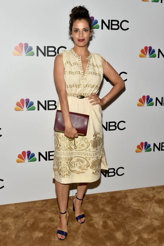 Athena Karkanis At NBC and The Cinema Society Host a Party for The Cast of NBC
