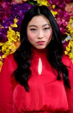 """Awkwafina At """"Crazy Rich Asians"""" Premiere in London"""