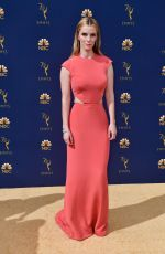 Betty Gilpin At 70th Emmy Awards in Los Angeles