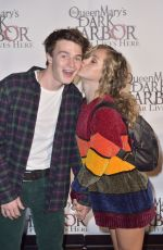 Brec Bassinger At The Queen Mary