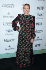 Busy Philipps At Variety and Women In Film