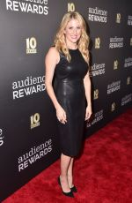 Caissie Levy At 10th Anniversary of Audience Rewards, New York