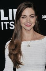 Caitlin Carver At Amazon Studios