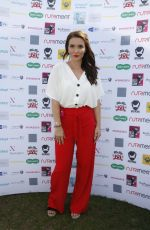 Candice Brown At PupAid 2018 in Primrose Hill