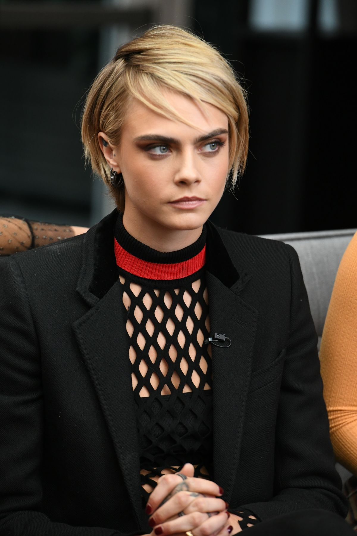 Cara Delevingne At Variety Studio Presented By Att Day 3