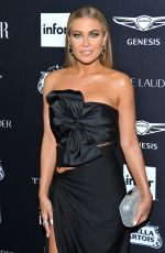 Carmen Electra Attends the Harper
