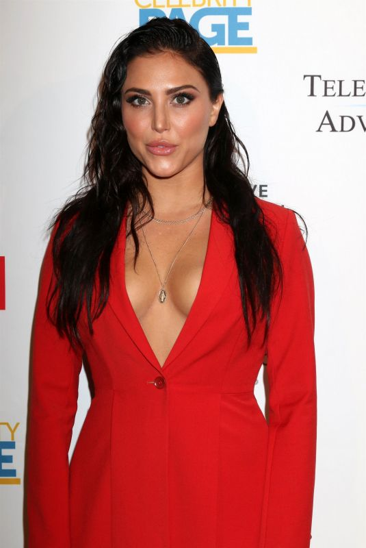 Cassie Scerbo At 4th Annual Television Industry Advocacy Awards held at the Sofitel Los Angeles at Beverly Hills
