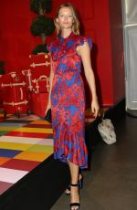 Charlott Cordes At Alice + Olivia By Stacey Bendet During 2018 New York Fashion Week