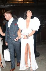Charlotte Dawson At National Reality TV Awards in London
